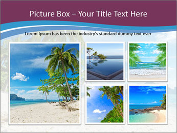 White Sand PowerPoint Template - Slide 19