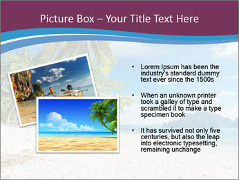 White Sand PowerPoint Template - Slide 20