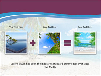 White Sand PowerPoint Template - Slide 22