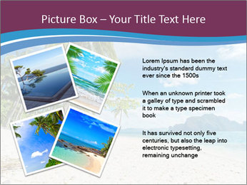 White Sand PowerPoint Template - Slide 23