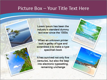 White Sand PowerPoint Template - Slide 24