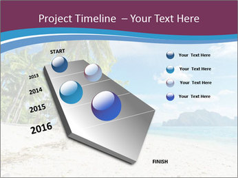 White Sand PowerPoint Template - Slide 26