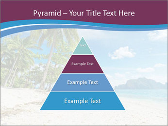 White Sand PowerPoint Template - Slide 30