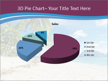 White Sand PowerPoint Template - Slide 35