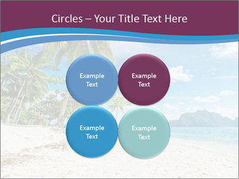 White Sand PowerPoint Template - Slide 38