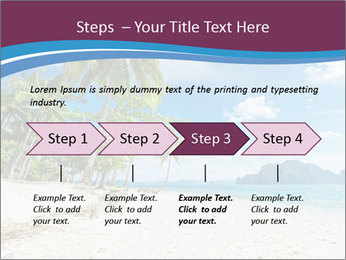 White Sand PowerPoint Template - Slide 4