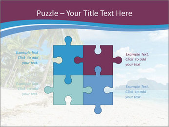 White Sand PowerPoint Template - Slide 43