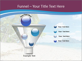 White Sand PowerPoint Template - Slide 63