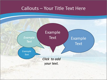 White Sand PowerPoint Template - Slide 73