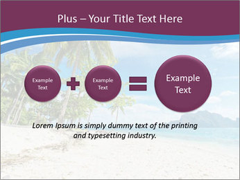 White Sand PowerPoint Template - Slide 75