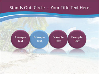 White Sand PowerPoint Template - Slide 76