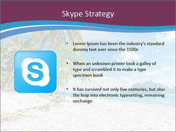 White Sand PowerPoint Template - Slide 8