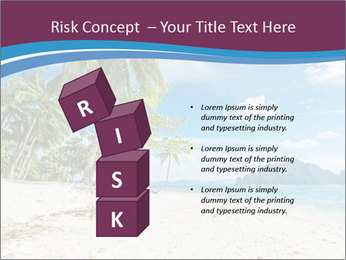 White Sand PowerPoint Template - Slide 81
