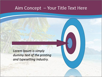 White Sand PowerPoint Template - Slide 83
