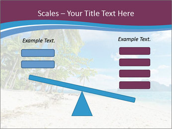 White Sand PowerPoint Template - Slide 89