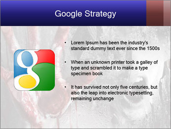 Crazy Death PowerPoint Template - Slide 10