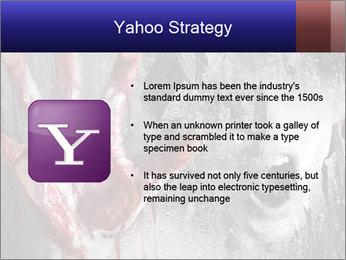 Crazy Death PowerPoint Template - Slide 11