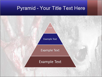 Crazy Death PowerPoint Template - Slide 30