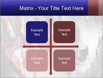 Crazy Death PowerPoint Template - Slide 37