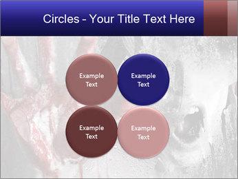 Crazy Death PowerPoint Template - Slide 38