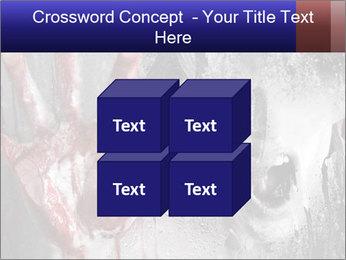 Crazy Death PowerPoint Template - Slide 39