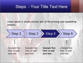 Crazy Death PowerPoint Template - Slide 4