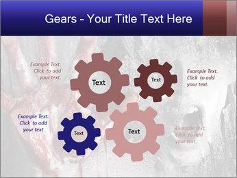 Crazy Death PowerPoint Template - Slide 47