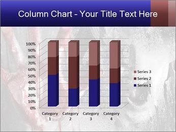 Crazy Death PowerPoint Template - Slide 50