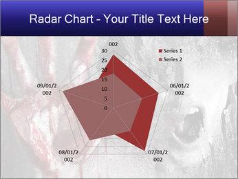 Crazy Death PowerPoint Template - Slide 51