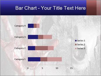 Crazy Death PowerPoint Template - Slide 52