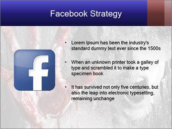 Crazy Death PowerPoint Template - Slide 6