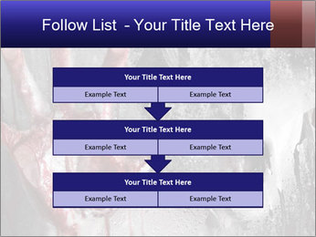Crazy Death PowerPoint Template - Slide 60
