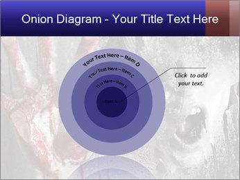 Crazy Death PowerPoint Template - Slide 61