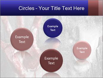 Crazy Death PowerPoint Template - Slide 77