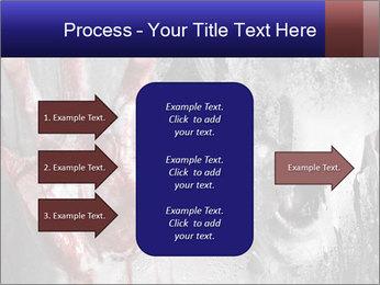 Crazy Death PowerPoint Template - Slide 85