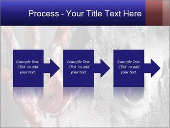 Crazy Death PowerPoint Template - Slide 88