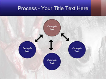 Crazy Death PowerPoint Template - Slide 91