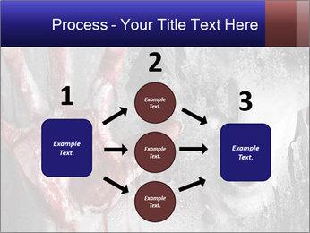 Crazy Death PowerPoint Template - Slide 92