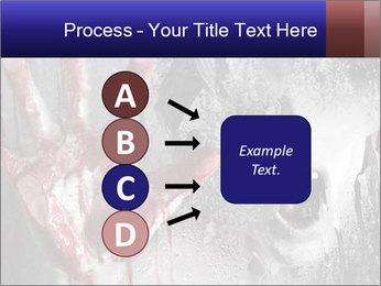 Crazy Death PowerPoint Template - Slide 94