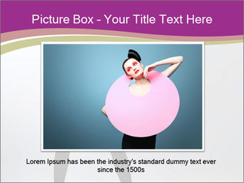 Fashion and Geometry PowerPoint Template - Slide 16