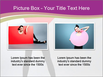 Fashion and Geometry PowerPoint Template - Slide 18