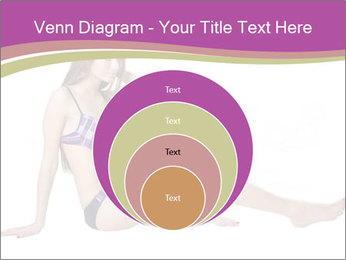 Model Sitting in Bikini PowerPoint Templates - Slide 34