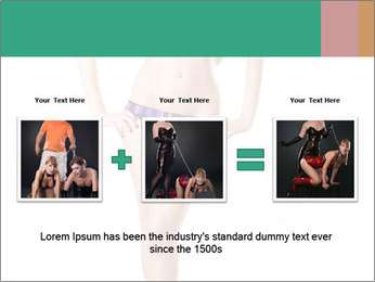 Bikini Fashion Collection PowerPoint Template - Slide 22