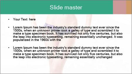 Bikini Fashion Collection PowerPoint Template - Slide 2