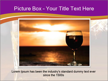 Whisly and Evening Lights PowerPoint Template - Slide 16