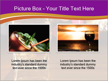 Whisly and Evening Lights PowerPoint Template - Slide 18