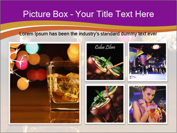 Whisly and Evening Lights PowerPoint Template - Slide 19