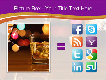 Whisly and Evening Lights PowerPoint Template - Slide 21