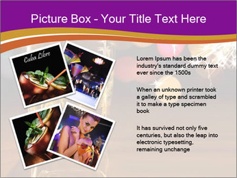 Whisly and Evening Lights PowerPoint Template - Slide 23