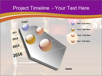 Whisly and Evening Lights PowerPoint Template - Slide 26